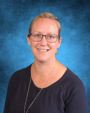 Mrs. Merritt, Development Coordinator