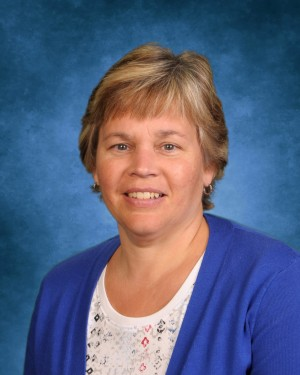 Mrs. Terpstra, Librarian / Educational Assistant